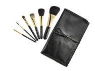 KASHOEN Series Brush Set of 6 with Pouch BK