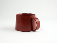 Wood & Urushi Coffee Cup (L)