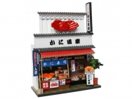 Doll House Kit -Kani Douraku, popular crab cuisine store-