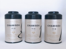 CHAMISOU Collection - Japanese blend green tea