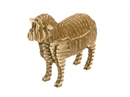 75pcs D-Torso Laser Cut Cardboard Animals  - Sheep 109