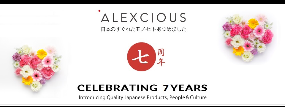 ALEXCIOUS 7th Anniversary, Free Gift Campaign!